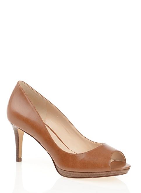 Nine West %100 Deri Klasik Ayakkabı Taba